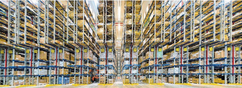 Logistik-Center Wiedmann & Winz