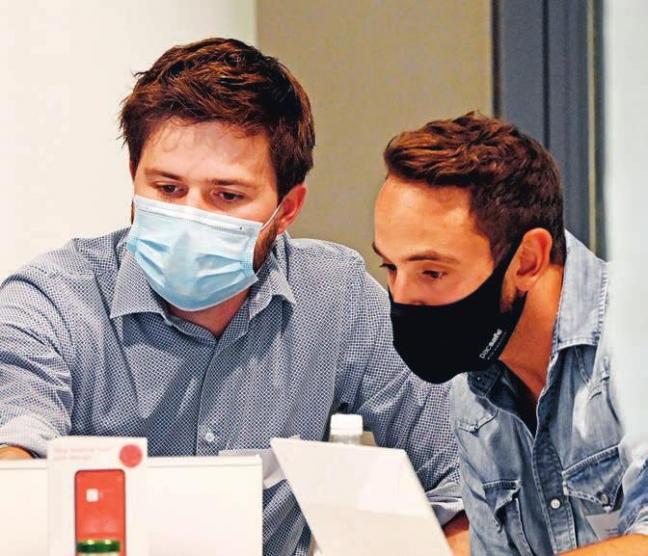 Hightech Zentrum Aargau wird auch die Energy Data Hackdays 2021 präsentieren «Energie-Hacker» werden immer besser