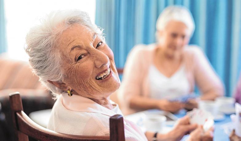 Wie man im Alter leben kann