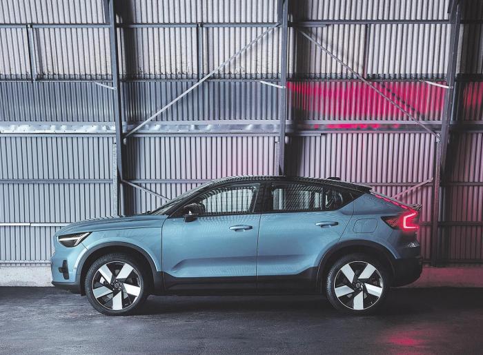 Elektro-Weltpremiere bei Volvo