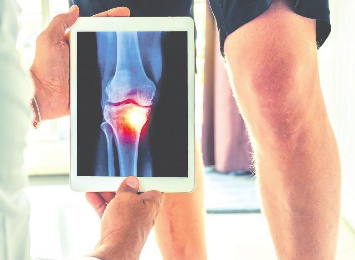 Deutlicher Rückgang bei Knie- und Hüft-Operationen