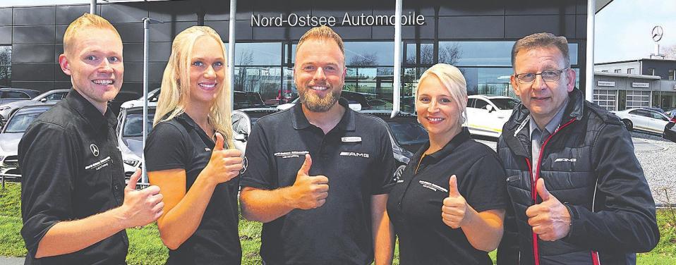 Nord-Ostsee Automobile wächst auf 25 Betriebe und 1.200 Mitarbeiter