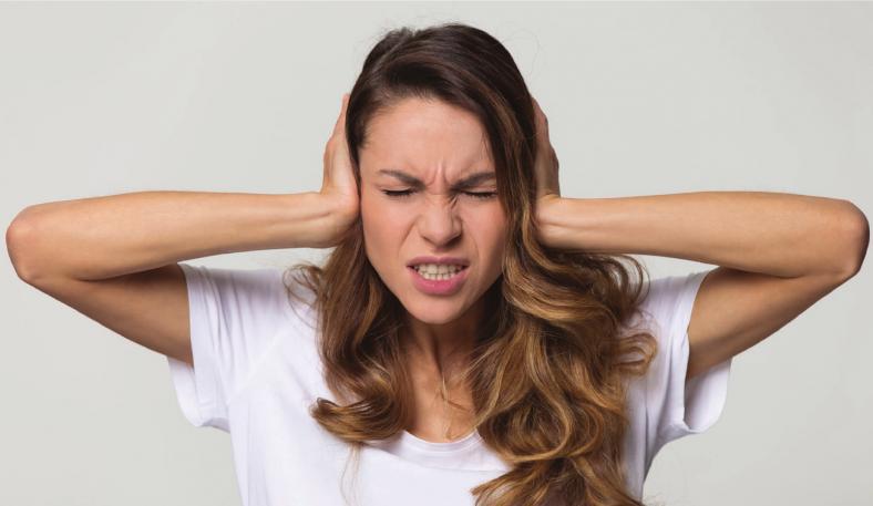 Stressfaktor Lärm