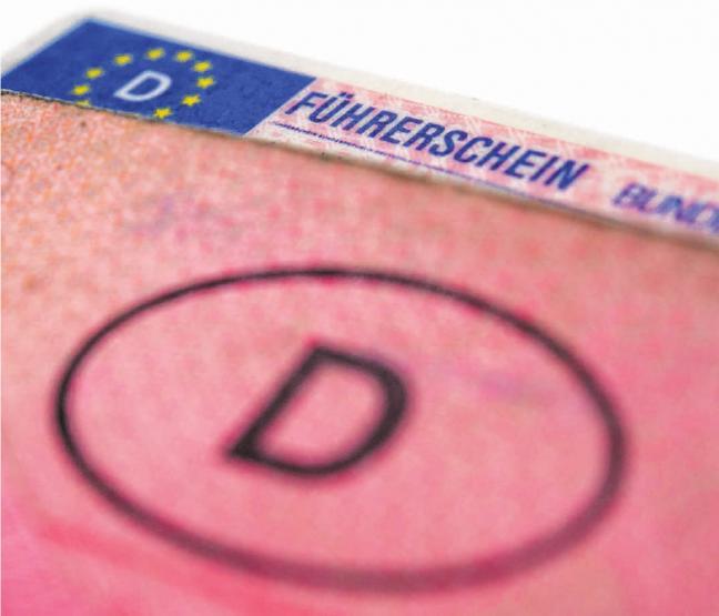 Frist läuft: Wann Sie den alten Führerschein umtauschen müssen