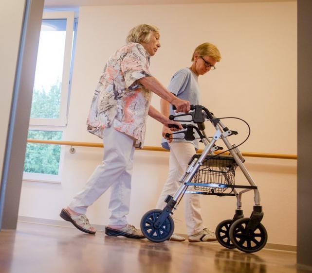 Pflegende Angehörige brauchen Auszeiten