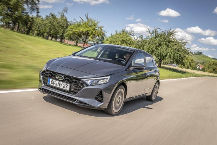 Neuer Hyundai i20 startet mit attraktiven Preisen