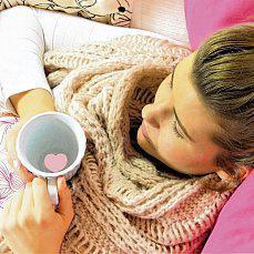 Grippaler Infekt als außergewöhnliche Belastung