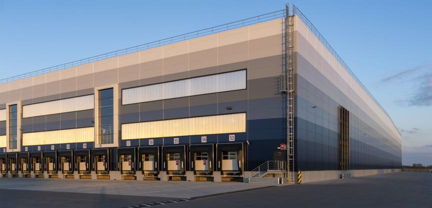 Immobilien-Lösungen für Industrie und Logistik