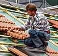 Mehr Geld für Dachdecker
