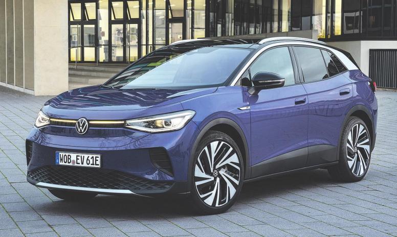 Volkswagen mit starken Verkäufen