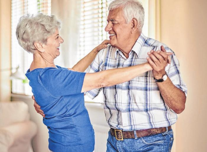 Komfortables Wohnen im Alter