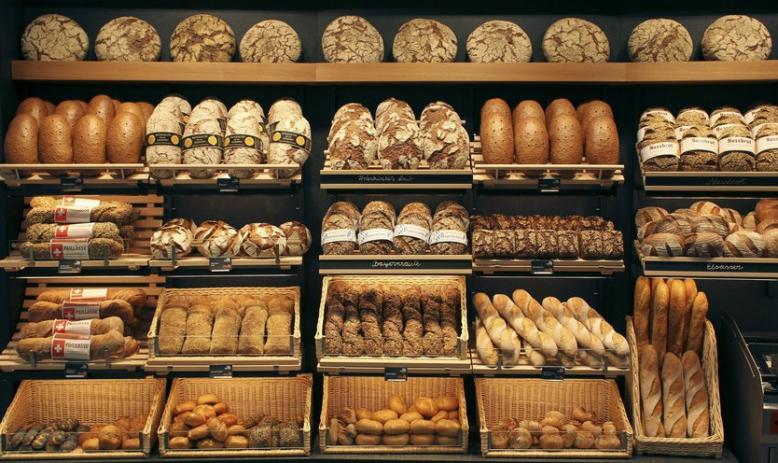 Weniger Bäcker und Metzger