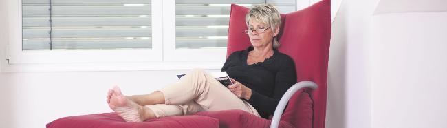 Rückenfreundliche Möbel – Auf die Haltung kommt es an