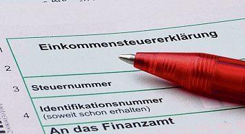 Was kann man in der Steuererklärung angeben?