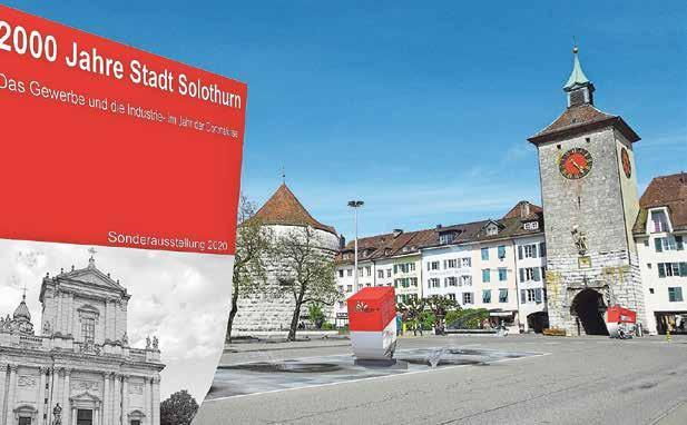 Solothurn zeigt Flagge