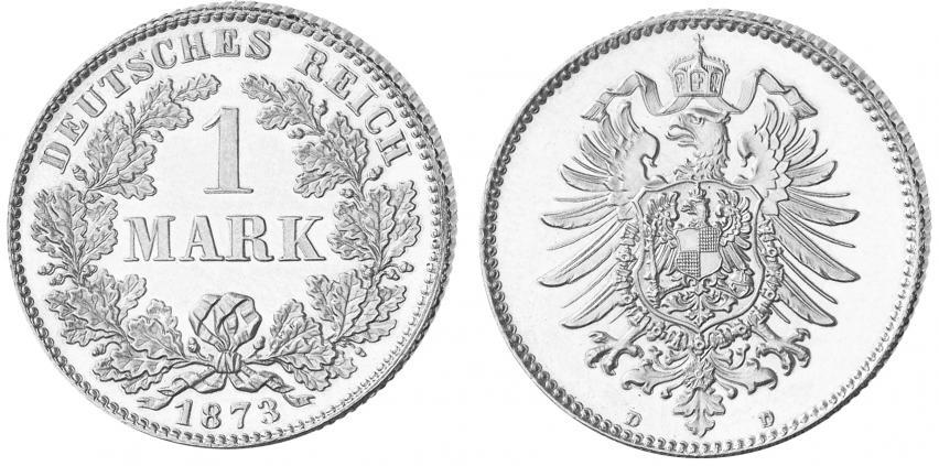 Begehrte Münzen