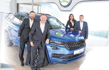 Autohaus Marnet mit VW, Škoda und Audi Service