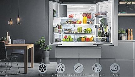 Kühlen mit innovativem System