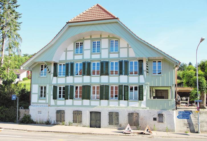 Dorfbild wird mit umgebauten «Fressbädli» aufgewertet