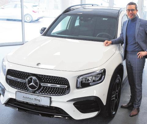 Autohaus Sing mit Mercedes, Smart und Iveco