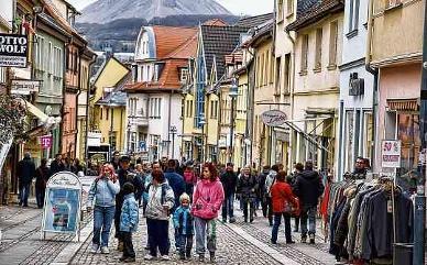 Sangerhausen feiert Frühlingserwachen