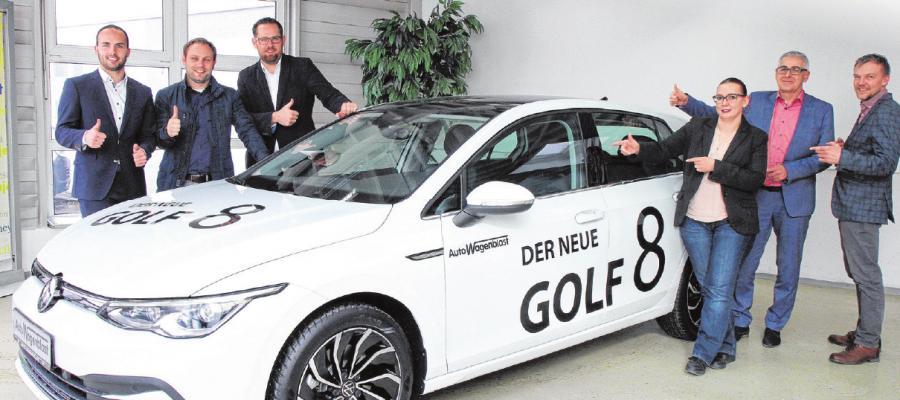 Autohaus Wagenblast mit VW und Audi