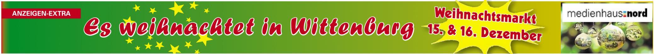 Wittenburg: Programm des Weihnachtsmarktes 2019
