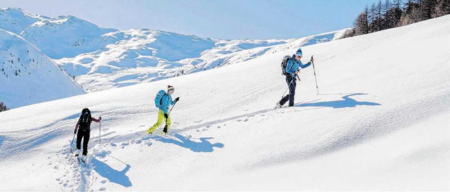 Schnee und Gaumenfreuden