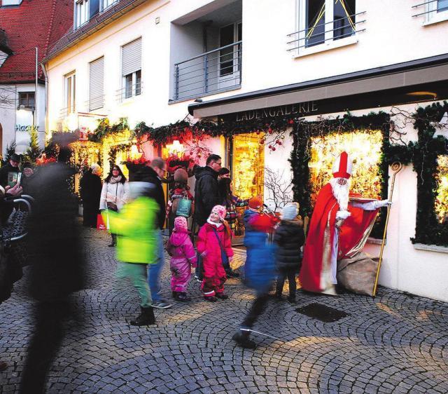 Weihnachtliches Söflingen
