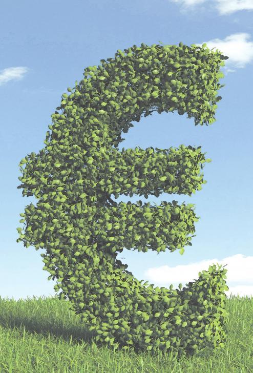 Rekord bei nachhaltigen Fonds