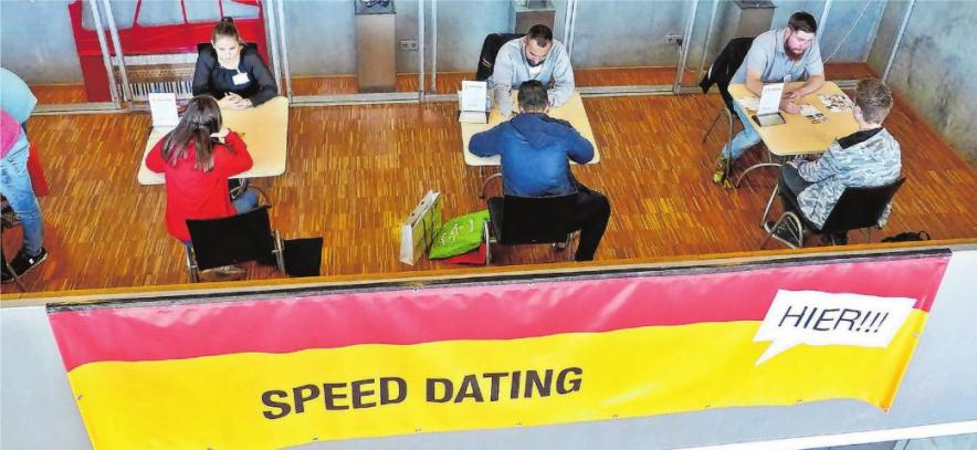 Speed-Dating in Massachusetts