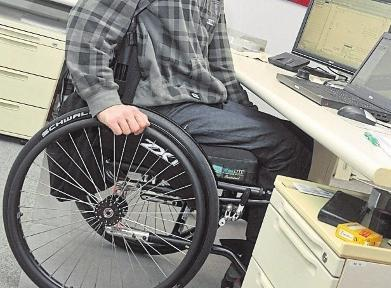Keinen wegen einer Behinderung benachteiligen