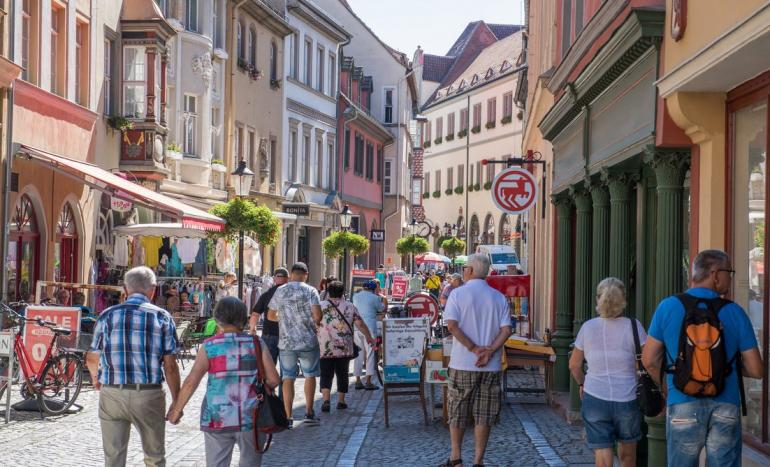 Impulse für lebendige Innenstädte und einen attraktiven Einzelhandel