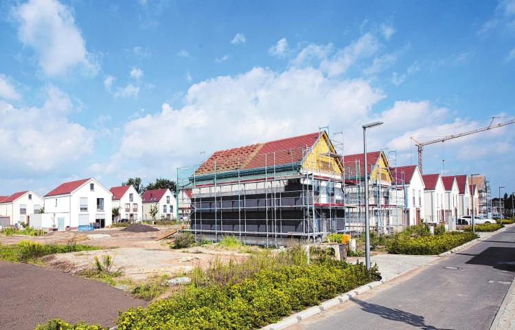 Die Bauabnahme des Traumhauses