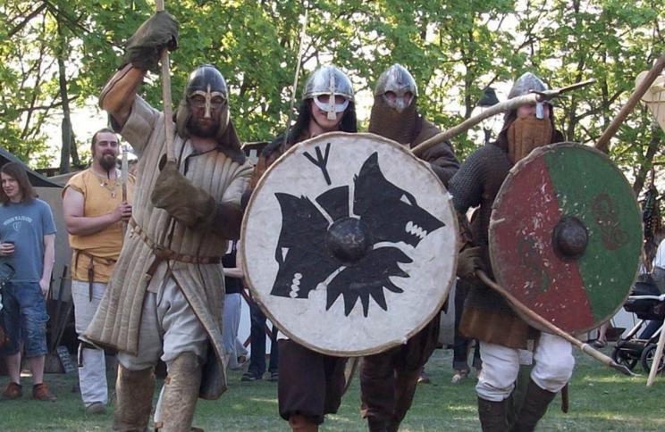 Die Wikinger kommen!