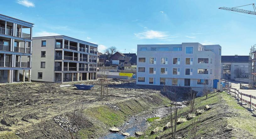 Belinox-Areal Stetten: Ein Dorf im Dorf