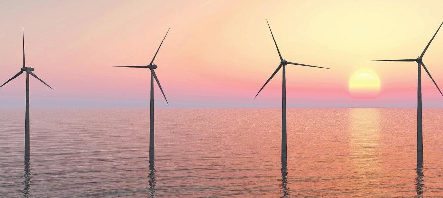 Gute Stimmung in der weltweiten Windbranche