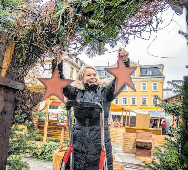 Festliche Waldromantik in Göppingen