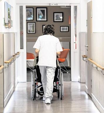 Pflegeberuf neu ausgerichtet, auch in der Berufsschule Prignitz