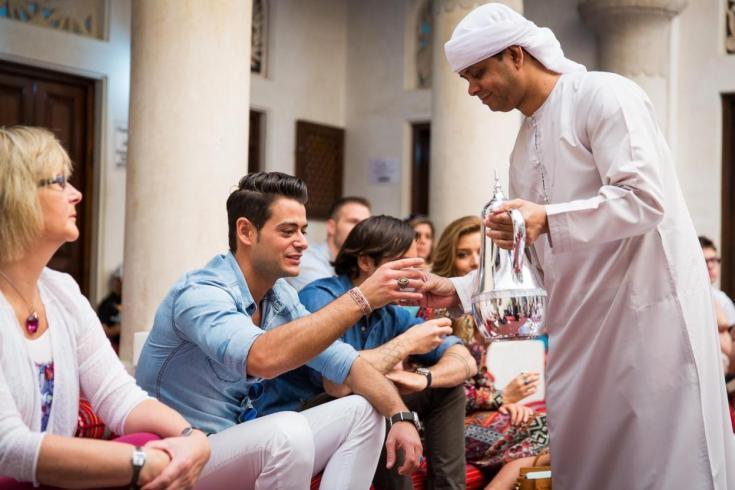 Dubai als faszinierendes Gruppenerlebnis