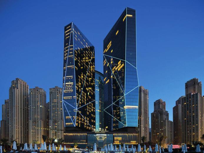 Neue Sterne an Dubais Hotelhimmel