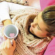 Grippe als außergewöhnliche Belastung