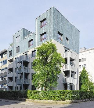 Hoch Hinaus - Wohnraum aufstocken