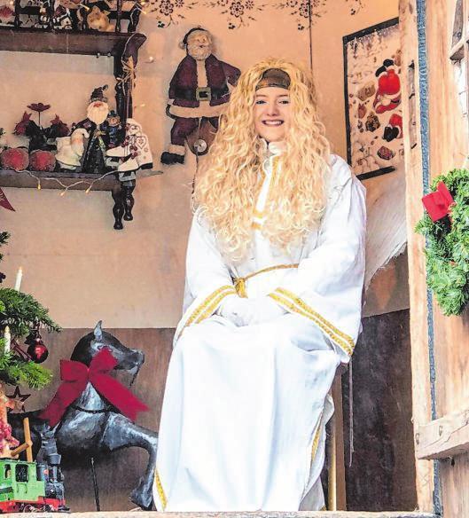 Märchenhafter Weihnachtsmarkt in Arfeld