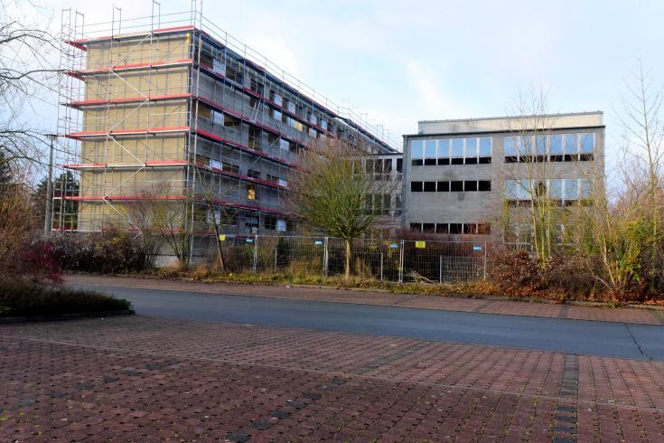 Integra schafft neues Zuhause für Behinderte in Weißenfels