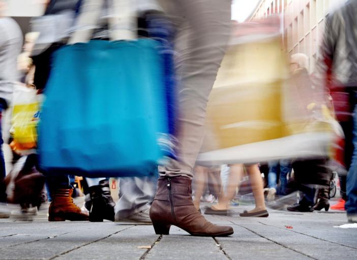 Liebevolle Angebote sollen Kunden in der Innenstadt verzaubern