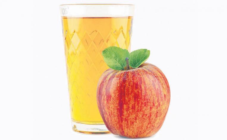 Apfelschorlen oft zu süß: Am besten, man mixt selbst