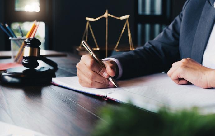Rechtliche Beratung schützt vor Fallstricken