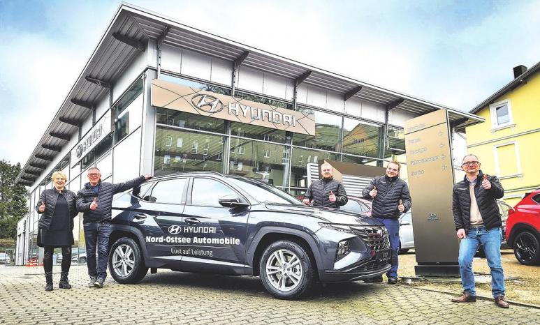 Nachwuchs für Nord-Ostsee Automobile