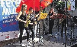7. Fête de la musique Aschersleben